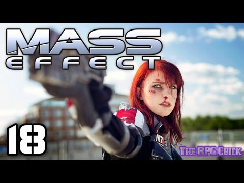 Let's Play Mass Effect (Blind), Part 18: Signal Source and Jax