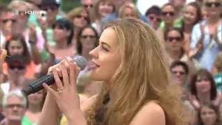 Emmelie de Forest - Only Teardrops (Live) at ZDF-Fernsehgarten 2013