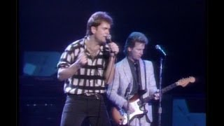 Huey Lewis & the News - The FORE! Tour (1986)