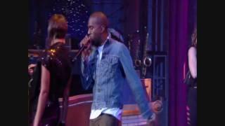 Keri Hilson-Knock you Down LIVE (HD) Ft. Kanye West