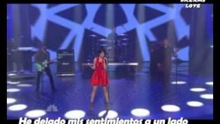 Selena Gomez & The Scene Round and round Live America's Got Talent  (Subtitulado)