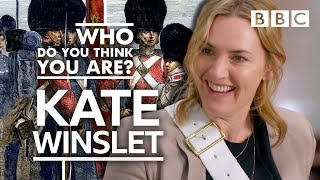 The 11 year old who joined the army to play drums 🥁 | Kate Winslet Who Do You Think You Are? - BBC