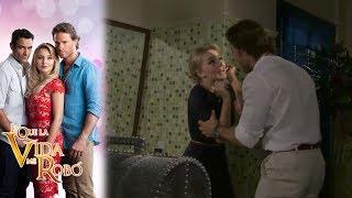 Montserrat vive una pesadilla junto a Alejandro | Lo que la vida me robo - Televisa