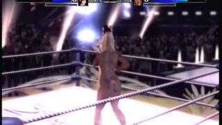 Rumble Roses XX Makoto v Sista A