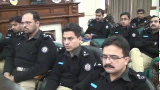 SP Shehla Qureshi Q&A with Prof Ahmad Rafique Akhtar