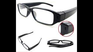 camera glasses 2017 Model 720*480 glasses Camera HD free delivery Pakistan