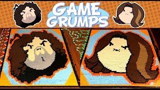 Game Grumps (IN 44,278 DOMINOES!)