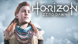Horizon Zero Dawn All Cutscenes Movie (Game Movie) PS4 Pro - Main Campaign