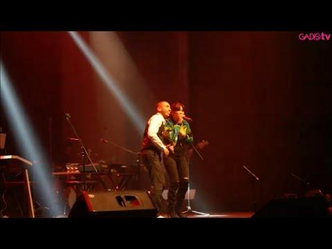 Download Lagu Isyana Sarasvati feat. Rayi Putra - Kau Adalah (Live at Explore! Launch Party)