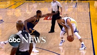 NBA Finals Game 1 HIGHLIGHTS | Golden State Warriors vs Cleveland Cavaliers