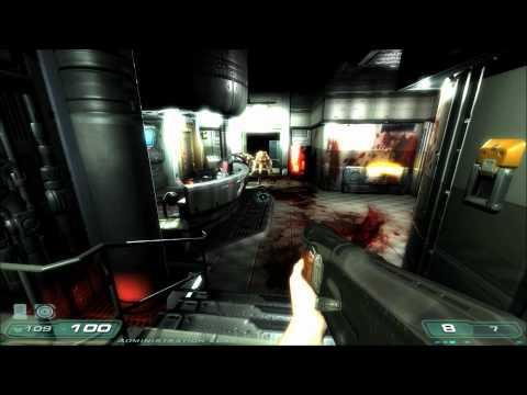 Doom 3 Perfected mod version 5. česk� dabing