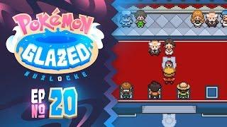 POKEMON CONTESTS RETURN - Pokemon Glazed Nuzlocke w/ GameboyLuke! - Episode 20