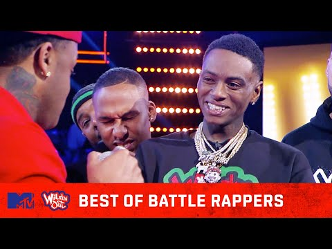 Best Of Battle Rappers 🎤 ft. Soulja Boy Lil Yachty & Chance the Rapper Wild N Out