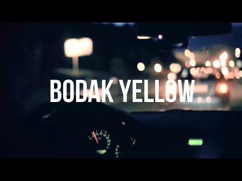 Cardi b - bodak yellow lyrics