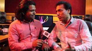 Bangla new song 2016 Dhrubo Guha 2nd Solo Interview by RJ SaimuR ::Swadesh.tv