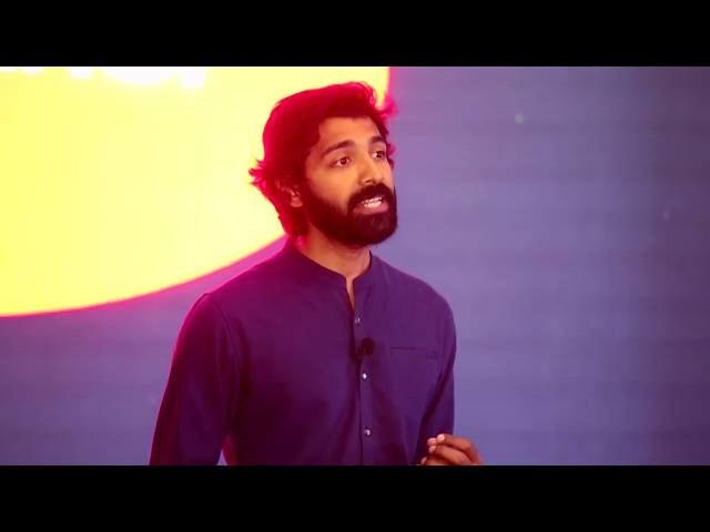 Don't Be The Change, Yet! | Harsh Valechha | TEDxDharavi