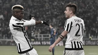 Paul Pogba & Paulo Dybala - Pure Class 2015/16 | Skills And Goals HD