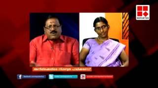 Rajmohan Unnithan criticises Sasikala teacher- Editor