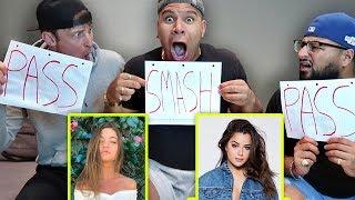 SMASH OR PASS!! (YOUTUBERS EDITION)