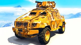 NEW $2,500,000 ARMORED TRUCK! (GTA 5 DLC Funny Moments)