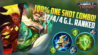 DOUBLE MAGES EVERY GAME AFTER THIS! MOBILE LEGENDS OP AURORA GL RANKED GAMEPLAY