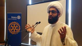 Shaikh Mohammad Tawhidi - A Muslim leader