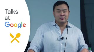 """David Chang: """"Momofuku""""   Chefs at Google"""