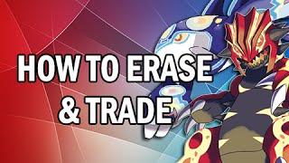 Pokemon Omega Ruby & Alpha Sapphire Tutorial - How to Erase Delete Save File + Trade