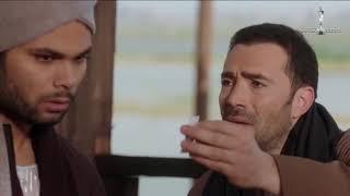 مسلسل سلسال الدم l فراج فعلا حفيد هارون صفوان شوفوا عمل ايه علشان يخلى موسي يشك فى بسمة !!