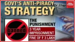 Govt Imposes Fine Of Rs 3 Lakhs Or Jail Term For Opening blocked Torrent Sites