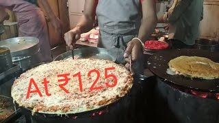 jini dosa | Street food | Manek chok | Ahmedabad