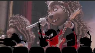 Minions At the Movies React to Sing   Fandango Movie Moment 2016