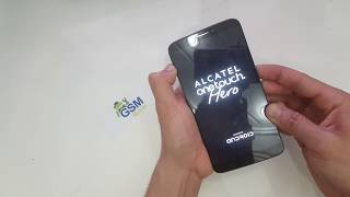 Forgot Password on Alcatel 2017 | HARD RESET How To -- GSM GUIDE