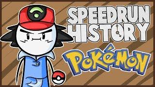 Speedrunning History: Pokemon Red/Blue (Feat. Bird Keeper Toby)