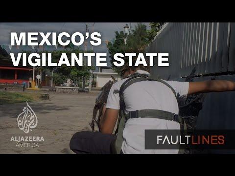 Xxx Mp4 Mexico39s Vigilante State Fault Lines 3gp Sex