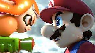 Super Smash Bros Switch & WII U All Cutscenes Movie 2018 So Far - All Character Trailers SSB 5 & 4