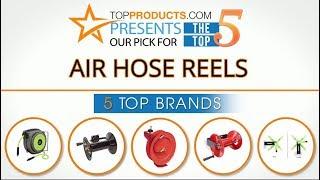 Best Air Hose Reel Reviews 2017 – How to Choose the Best Air Hose Reel