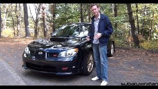 Review: 2006 Subaru WRX STI