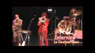 La Caravane Passe @ JAPANESE TV (NHK) - ラ・キャラバン・パス