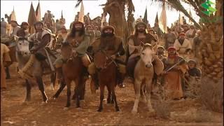 مسلسل الزير سالم  - مقتل عمران قائد جيش التبع اليماني - كليب جساس الزير