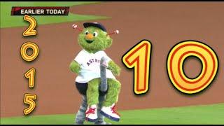Funny Baseball Bloopers of 2015, Volume Ten