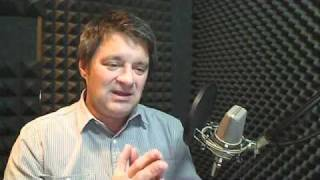 """Anatomy of a """"Winning"""" Week Recording Voice Overs"""