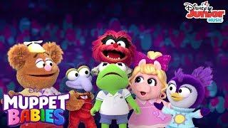 You Can Be A Dancer | Music Video | Muppet Babies | Disney Junior