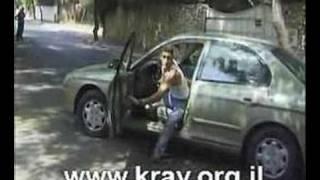 Self defense Krav Maga Full Contact  Demo 2003