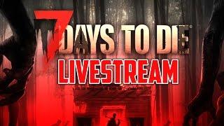 DEATH BY FRIENDSHIP - 7 Days to Die (YouAlwaysWin Live Stream)