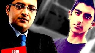 Arnab Goswami's Take On Justice For Aditya
