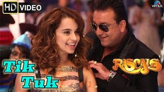 Tik Tuk (HD) Full Video Song | Rascals | Sanjay Dutt, Ajay Devgan, Kangna Ranaut |