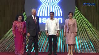 Opening Ceremony of the 31st ASEAN Summit 11/13/2017