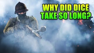 Why Did Dice Take So Long? | Battlefield 1 State Of The Game