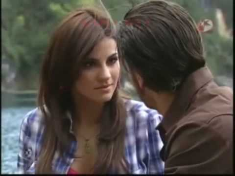 Mi pecado Lucrecia y Julian hacen el amor por primera vez